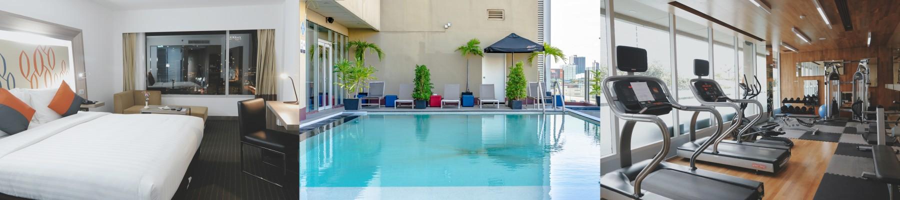 โรงแรมสำหรับช่วงเทศกาลสงกรานต์