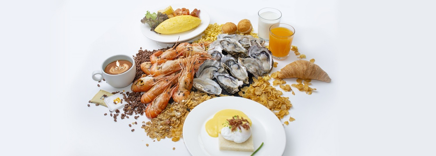 Best seafood brunch in Bangkok