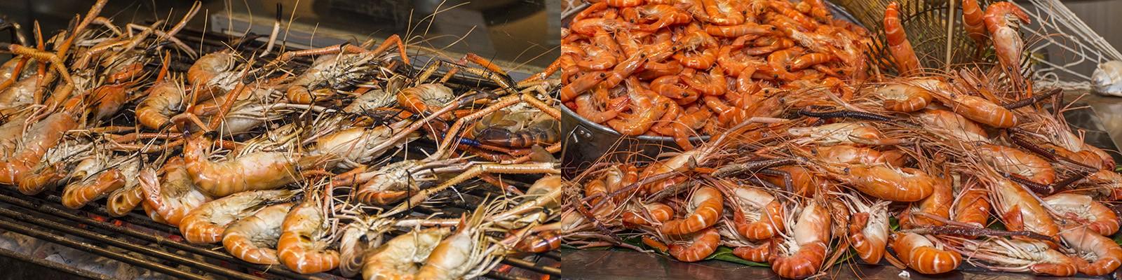 river prawn buffet promotion